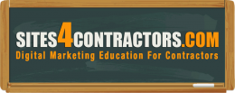 Website & Digital Marketing Education For Contractors And Tradespeople